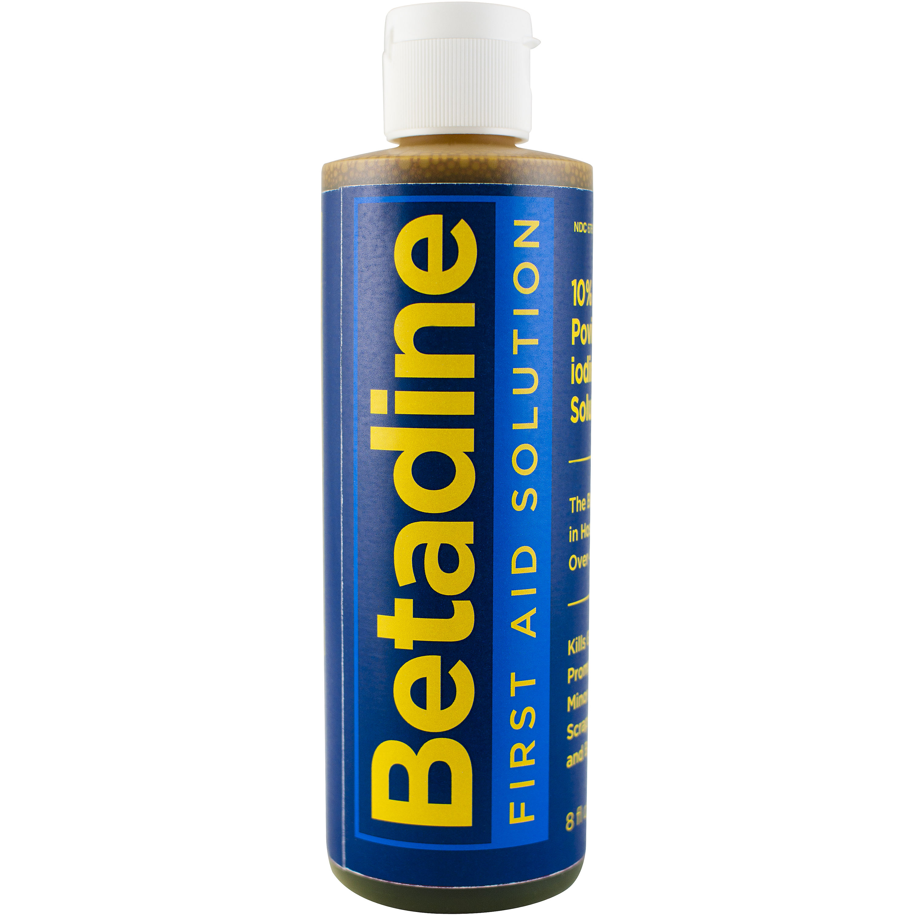 Betadine Solution, 8 fl oz