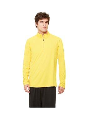 Alo Sport Men's Poly Quarter-Zip Lightweight Pullover, Style M3006