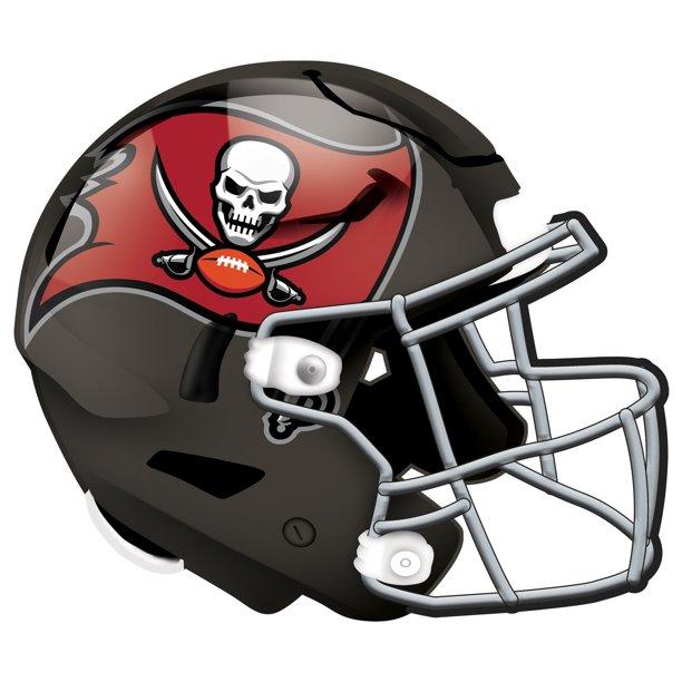 Tampa Bay Buccaneers 24 Authentic Helmet Cutout Walmart Com Walmart Com