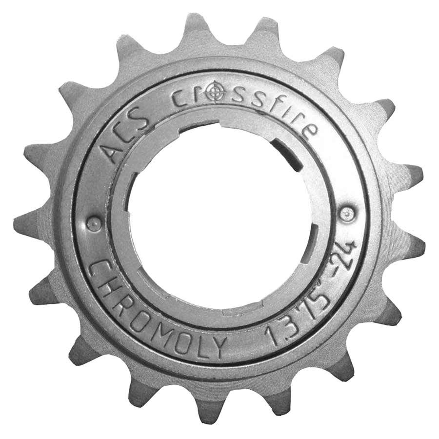 "ACS Crossfire Freewheel, 20t 3/32"" Gun Metal"