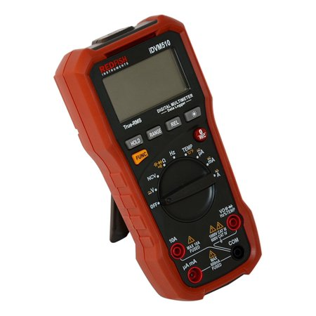 Redfish Instruments iDVM 510 iOS & Android Enabled Wireless Multimeter and Data - Rev Meter