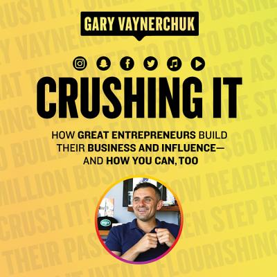 Crushing It! - Audiobook