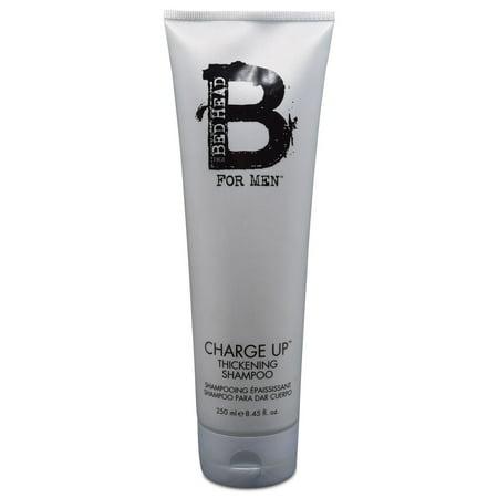TIGI Bed Head For Men Charge Up Thickening Shampoo 8.45 fl Oz