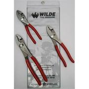Wilde Tool G258Psp.Np/Vp 3-Piece G262-G263-G264 Hang-Up Vinyl Pouch Set