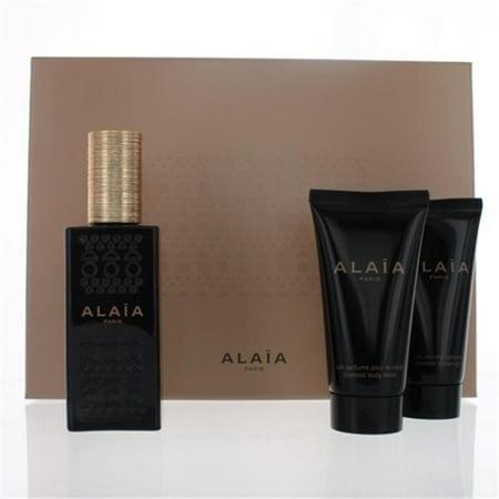 Alaia Gswalaia3pc17pblsg 1 6 Oz Womens Alaia Eau De Toilette Spray Gift Set   3 Piece