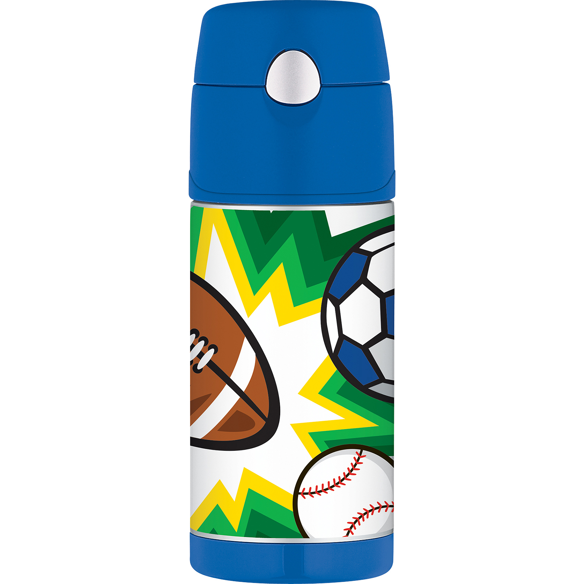 Thermos Funtainer All Sports Bottle, 12 oz
