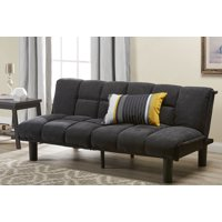 Product Image Mainstays Tufted Microfiber Futon Multiple Colors