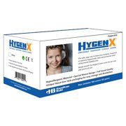 Vcom HYGENX45 HygenX Sanitary Headphone Covers for Over-Ear Headsets (50 Pairs)