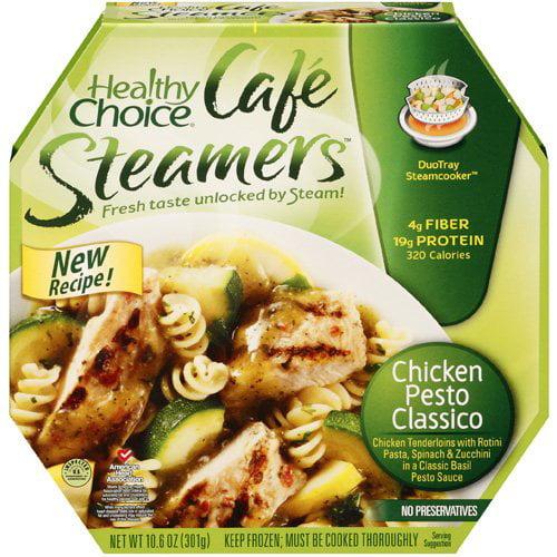 Healthy Choice Hc Steamer Chicken Pesto Classico