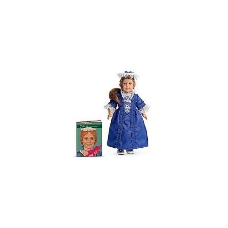 American Girl 25th Anniversary Felicity Mini Doll and Book