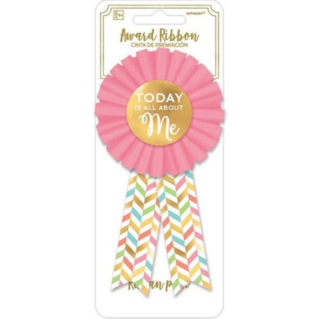 Pastel Confetti Guest of Honor Ribbon (1ct) (Pastel Ribbons)