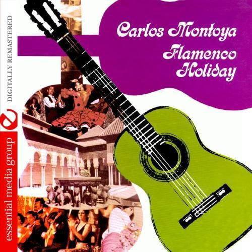 Carlos Montoya - Flamenco Holiday [CD]