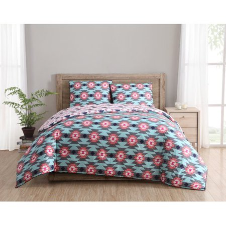 Dream Catcher Comforter Inspiration Clairebella Dreamcatcher Reversible Comforter Set Walmart