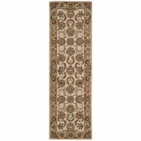 Nourison India House Traditional Handmade Area (Hand Tufted Wool Rugs Made In India)