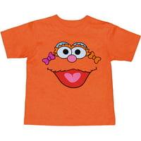 Sesame Street Zoe Face Toddler T-Shirt