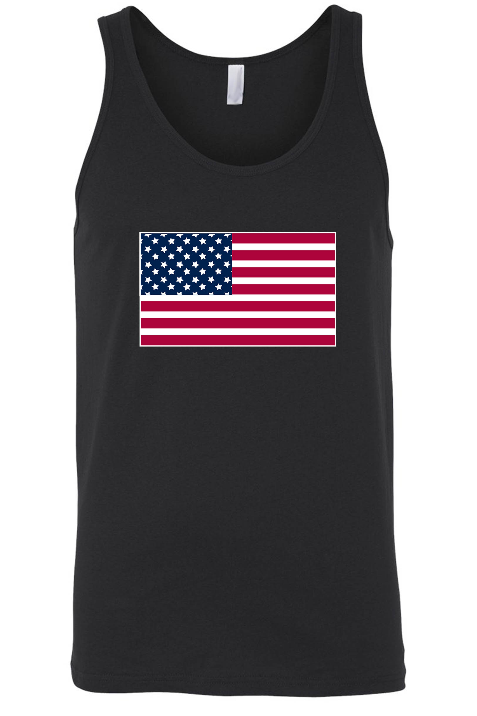 Men's USA Flag Pride Tank Top Shirt