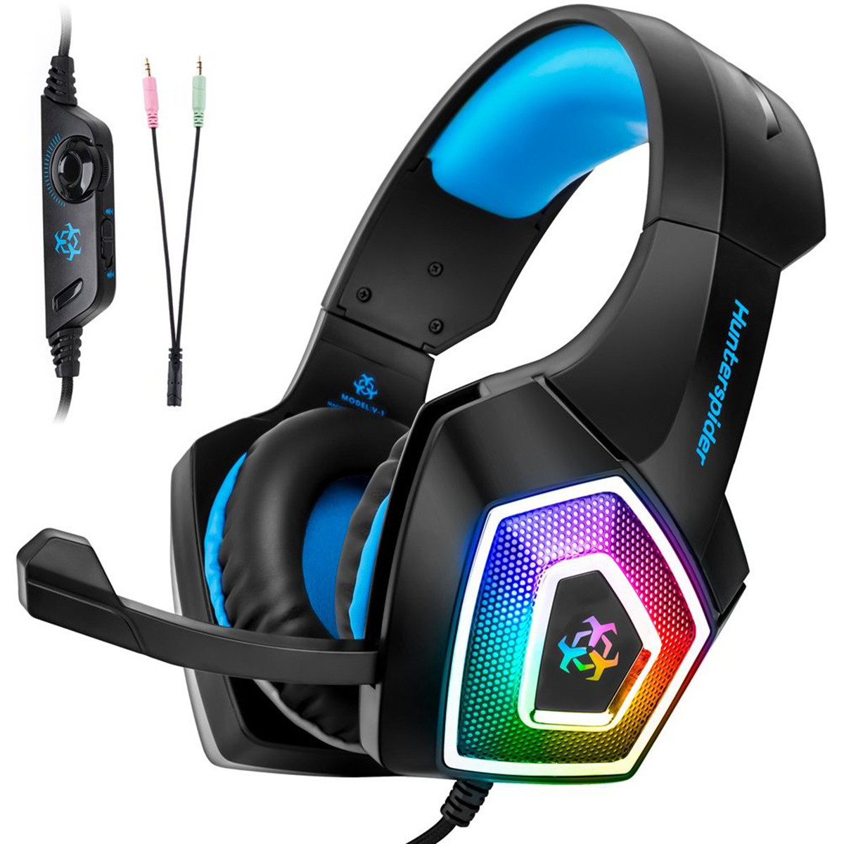 Seller High Definition Pc Computer Stereo Gaming Gamer Headphone U.S