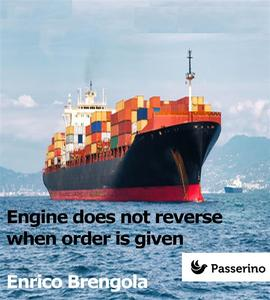 Engine does not reverse when order is given - eBook