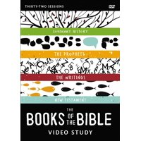Books of the Bible: The Books of the Bible Video Study (Other)