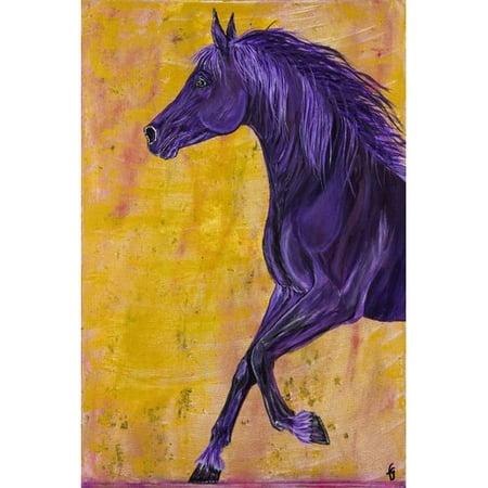 Arabian Horse Paintings -