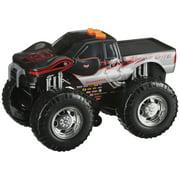 Adventure Force Lights & Sound Wheel Standers Motorized Vehicle, Black