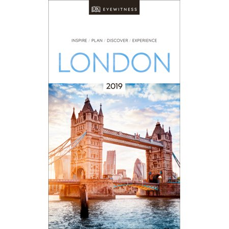 Dk eyewitness travel guide london : 2019:
