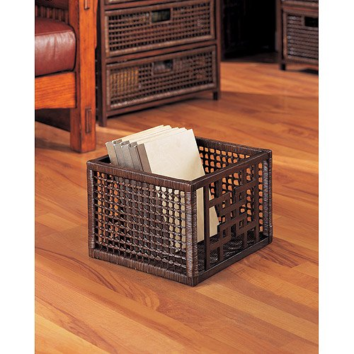 lunar storage basket. Black Bedroom Furniture Sets. Home Design Ideas