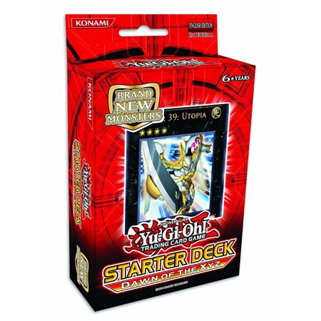 ZEXAL 2011 Starter Deck Dawn of the XYZ New Series New Monster Type!Yu-Gi-Oh! Starter Deck 2011 Dawn of the Xyz English By