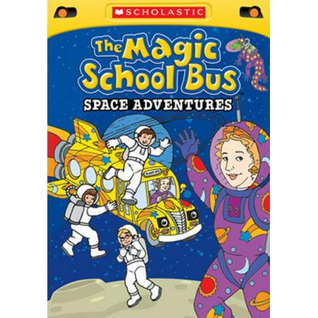 The Magic School Bus: Space Adventures - Magic School Bus Halloween Movie
