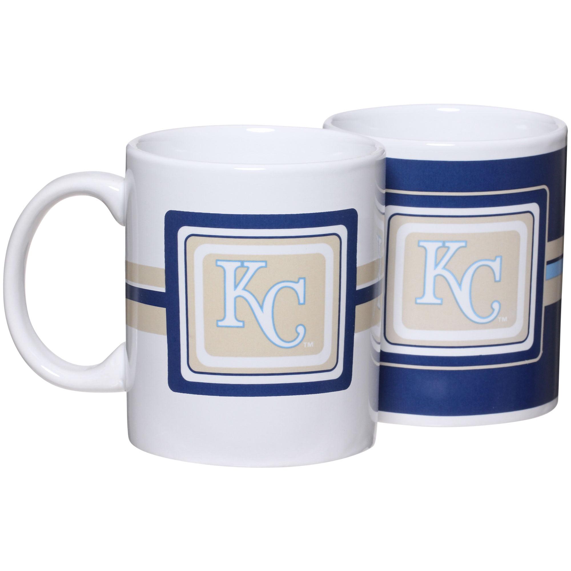 Kansas City Royals 11oz. Two-Pack Mug Set - No Size