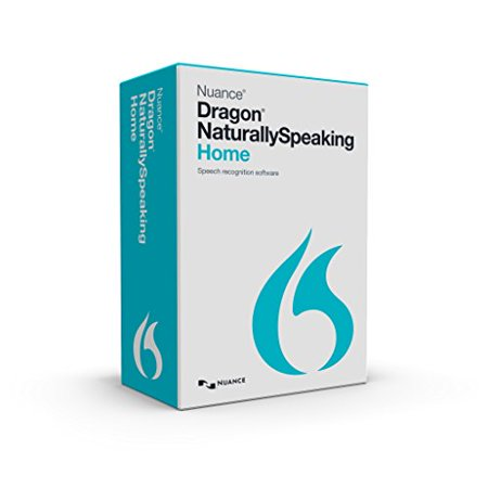 Nuance Dragon Naturallyspeaking V 13 0 Home   1 User   Voice Recognition Box Retail   Dvd Rom   Pc   English  K409a G00 13 0 18