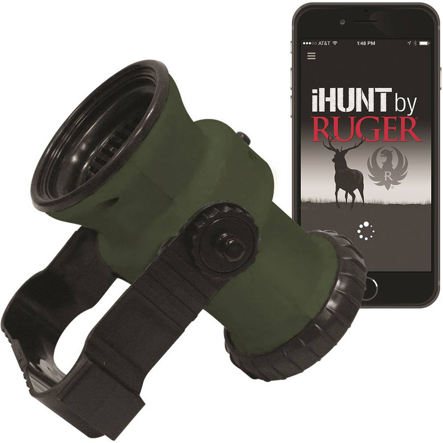 Extreme Dimension iHunt by Ruger Bluetooth Game Call