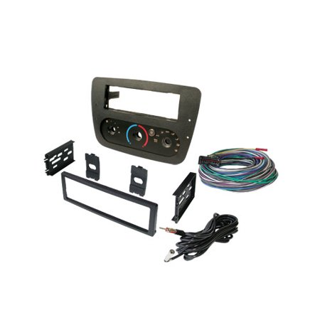 Best Kits BKFMK578-1 00-07 Mercury Sable Single Din Stereo Install Kit (Best Vintage Stereo Equipment)