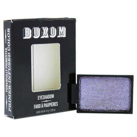 Halloween Bat Eyeshadow (Eyeshadow Bar Single - Patent Leather by Buxom for Women - 0.05 oz Eye Shadow)