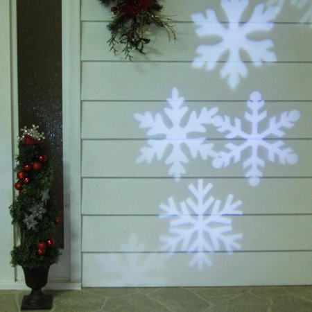 NorthLight Outdoor Christmas LED Snowflake Light Projector with Remote Control - image 1 of 2 ...