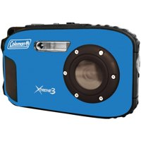 Coleman C9WP-BL 20.0-Megapixel Xtreme3 HD Video Waterproof Digital Camera (Blue)