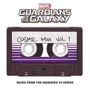Marvel's Guardians of the Galaxy: Cosmic Mix Vol. 1 (Music from the Animated TV Series) By Soundtrack Artist Format Audio CD