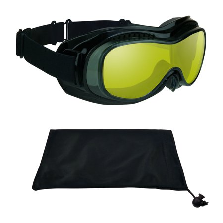 e80b007bea Fit Over RX Glasses Goggles to Cover Prescription for Motorcycle Riding