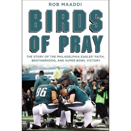 Birds of Pray : The Story of the Philadelphia Eagles' Faith, Brotherhood, and Super Bowl Victory - Who Makes Super Bowl Trophy