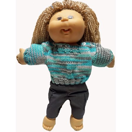 Baby Doll Sweater And Cargo Pants For Boy Or Girl Baby Dolls