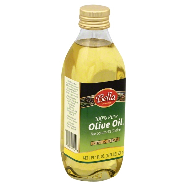 Bella Sales Bella  Olive Oil, 17 oz