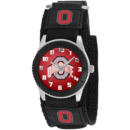 Game Time NCAA Men's Ohio State Buckeyes Rookie Series Watch, Black