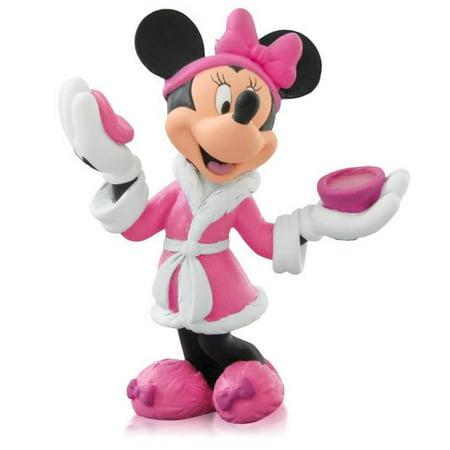 Hallmark Mouse - Hallmark Ornament 2014 Spa La La - Minnie Mouse