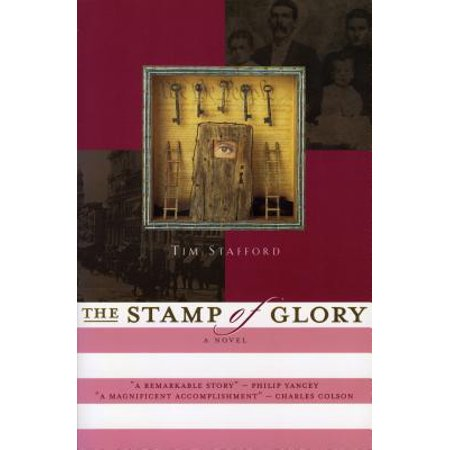 Glory Envelope (The Stamp of Glory - eBook)