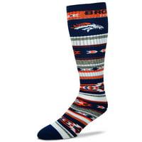 Denver Broncos Tailgater Socks, OSFM