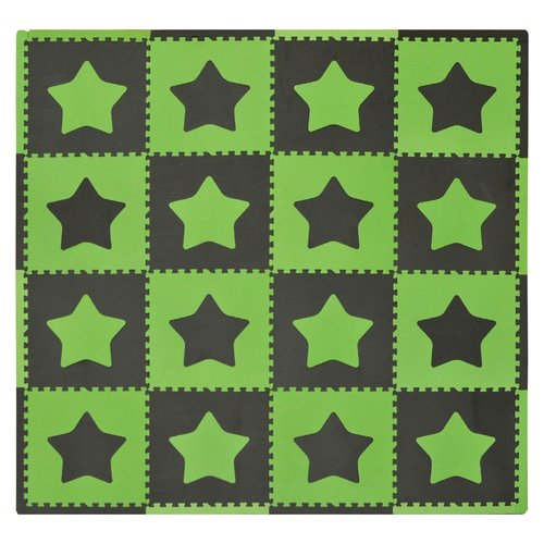 Tadpoles Stars 16 Piece Playmat Set