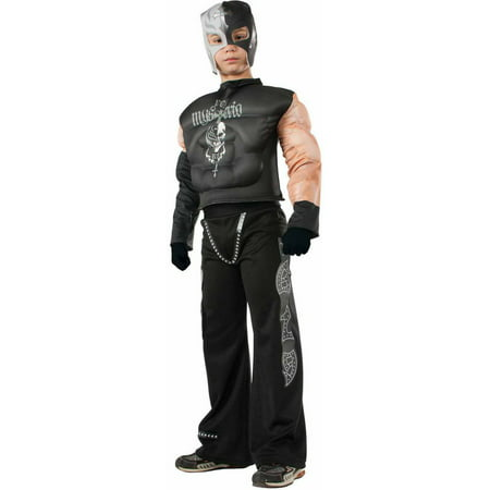 WWE Deluxe Rey Mysterio Boys' Child Halloween Costume