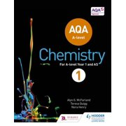 AQA A Level Chemistry Student Book 1 - eBook