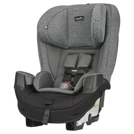 Evenflo Advanced Stratos Convertible Car Seat w/ Sensorsafe, Jet
