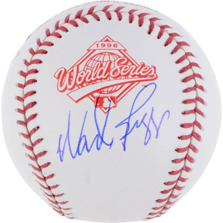 Wade Boggs New York Yankees Autographed 1996 World Series Logo Baseball - Fanatics Authentic Certified (1996 Best Autographs)